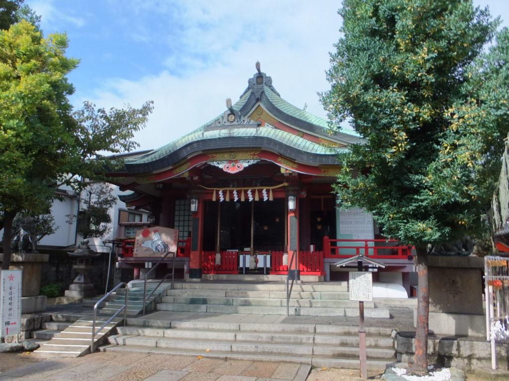 阿倍王子神社 写真