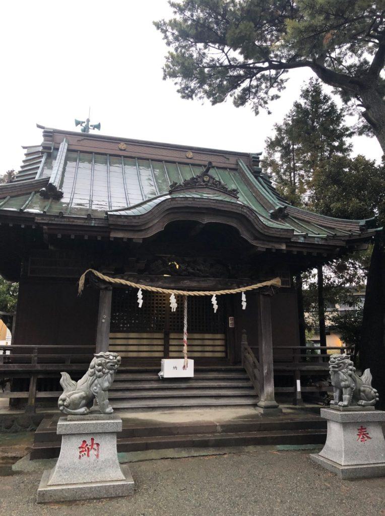 19-007 神社