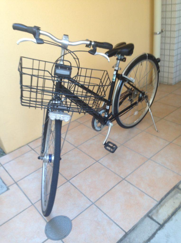 20-004-01 自転車